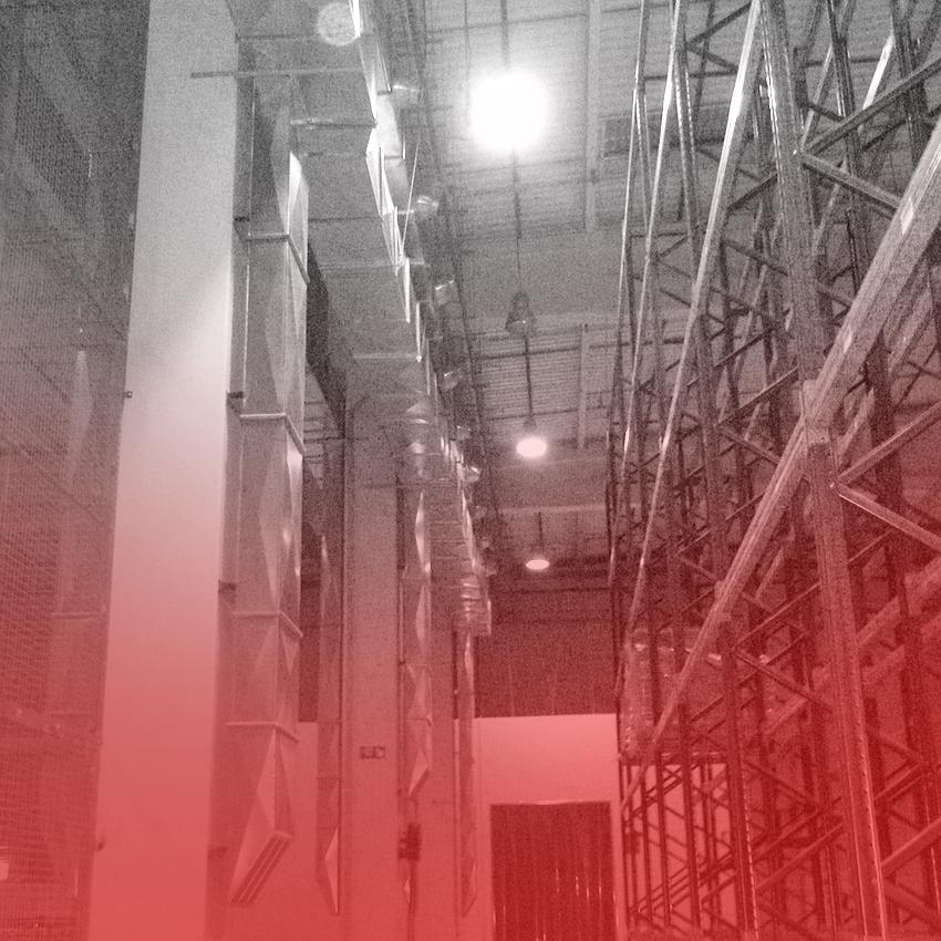 Instalación de frío industrial en planta enfriadora